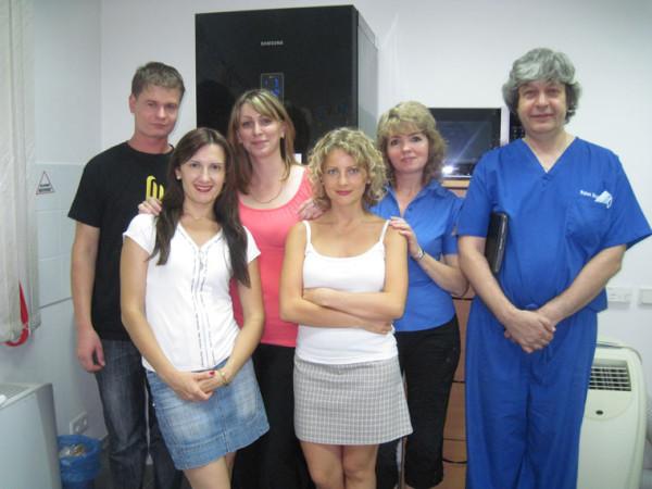 Наш дружный коллектив в Алматы