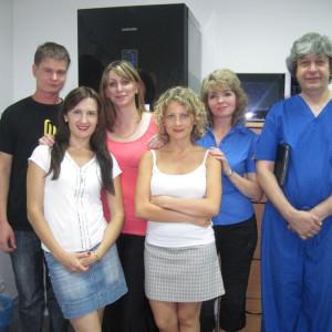 В клинике RubenHair