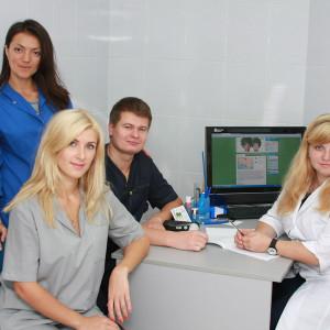 Наш дружный коллектив в Одессе