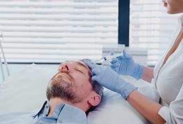 Пересадка волос при ожогах и шрамах